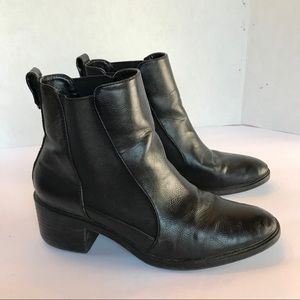 Zara Basic Collection Ankle Boot